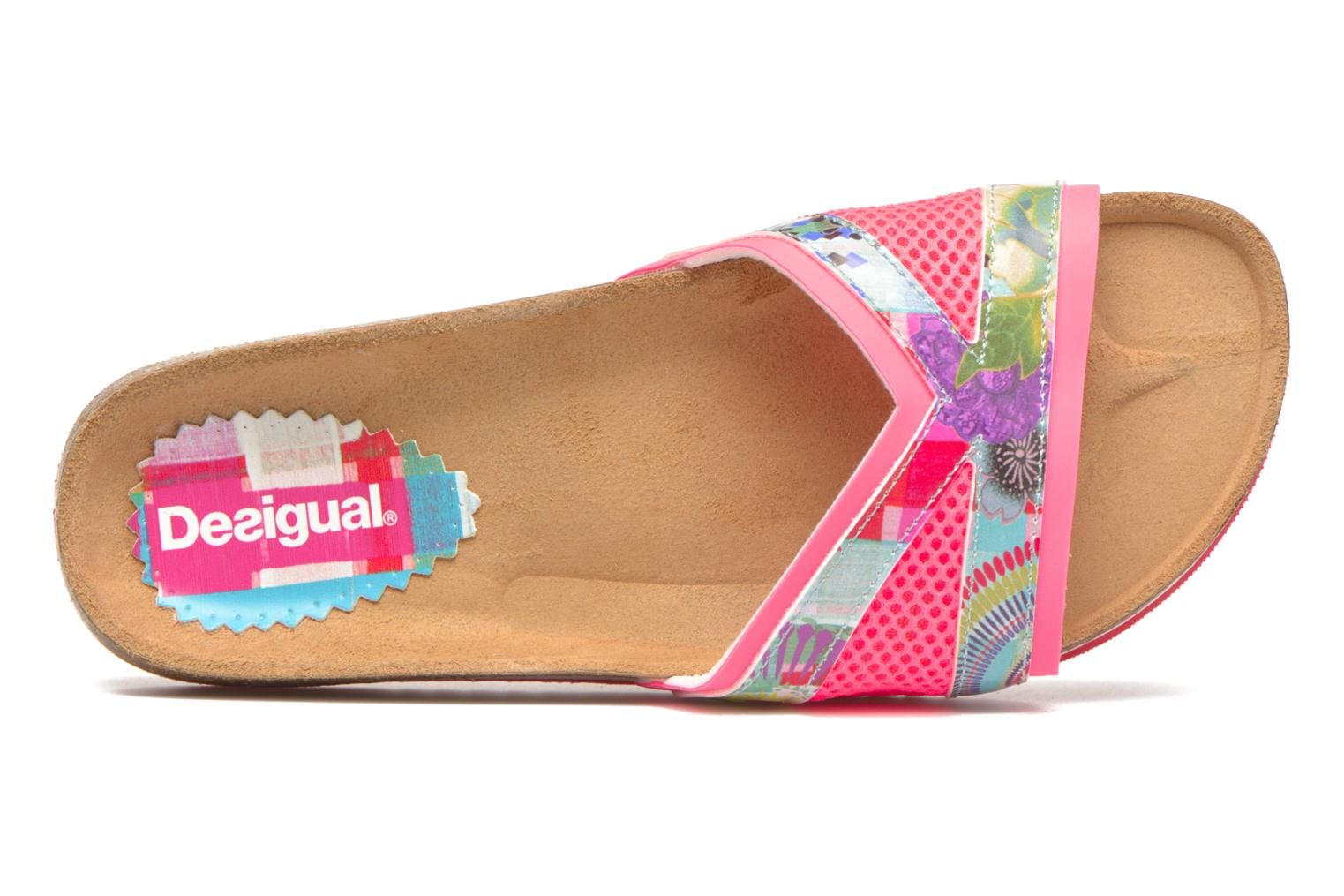 Mules & clogs Desigual SHOES_NORA 2 Pink view from the left