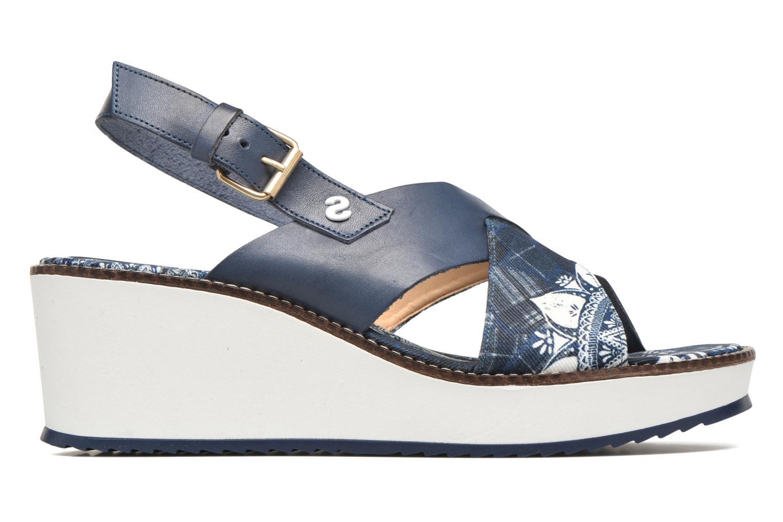 Sandales et nu-pieds Desigual SHOES_ALEXIA 5 Bleu vue derrière