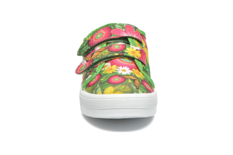 Baskets Desigual SHOES_LONA 1 Vert vue portées chaussures