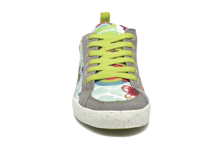 Baskets Desigual SHOES_CLASSIC T Vert vue portées chaussures