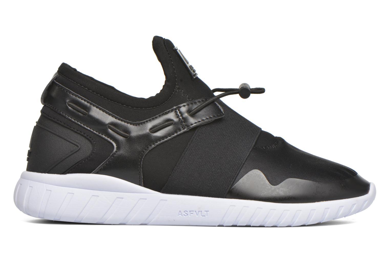 Sneaker Asfvlt Area Mid schwarz ansicht von hinten