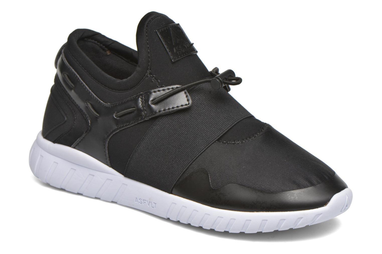 Sneaker Asfvlt Area Mid schwarz detaillierte ansicht/modell