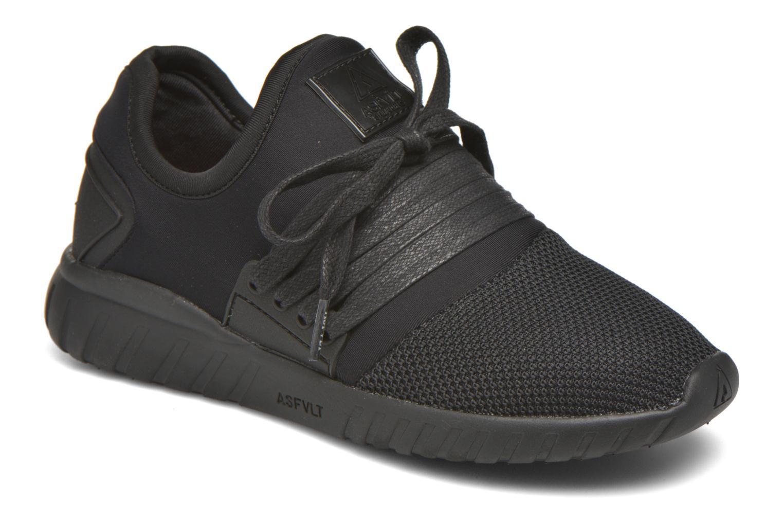 Zone Mi - Chaussures De Sport Pour Les Hommes / Chaussures De Sport Noir Asfvlt ZqLIsQW