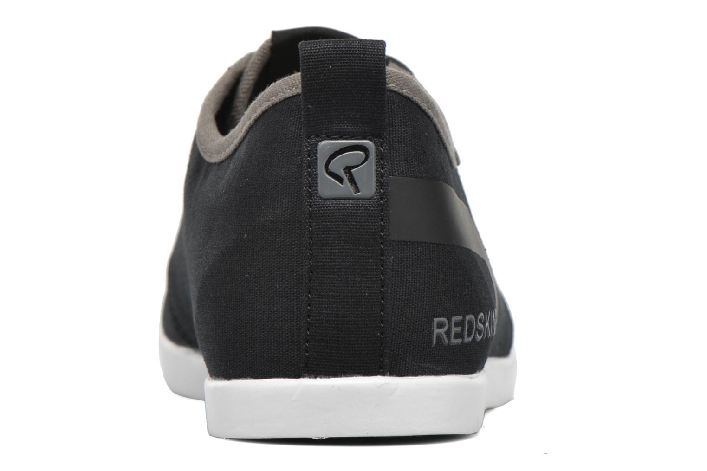 Baskets Redskins Zigor Noir vue droite