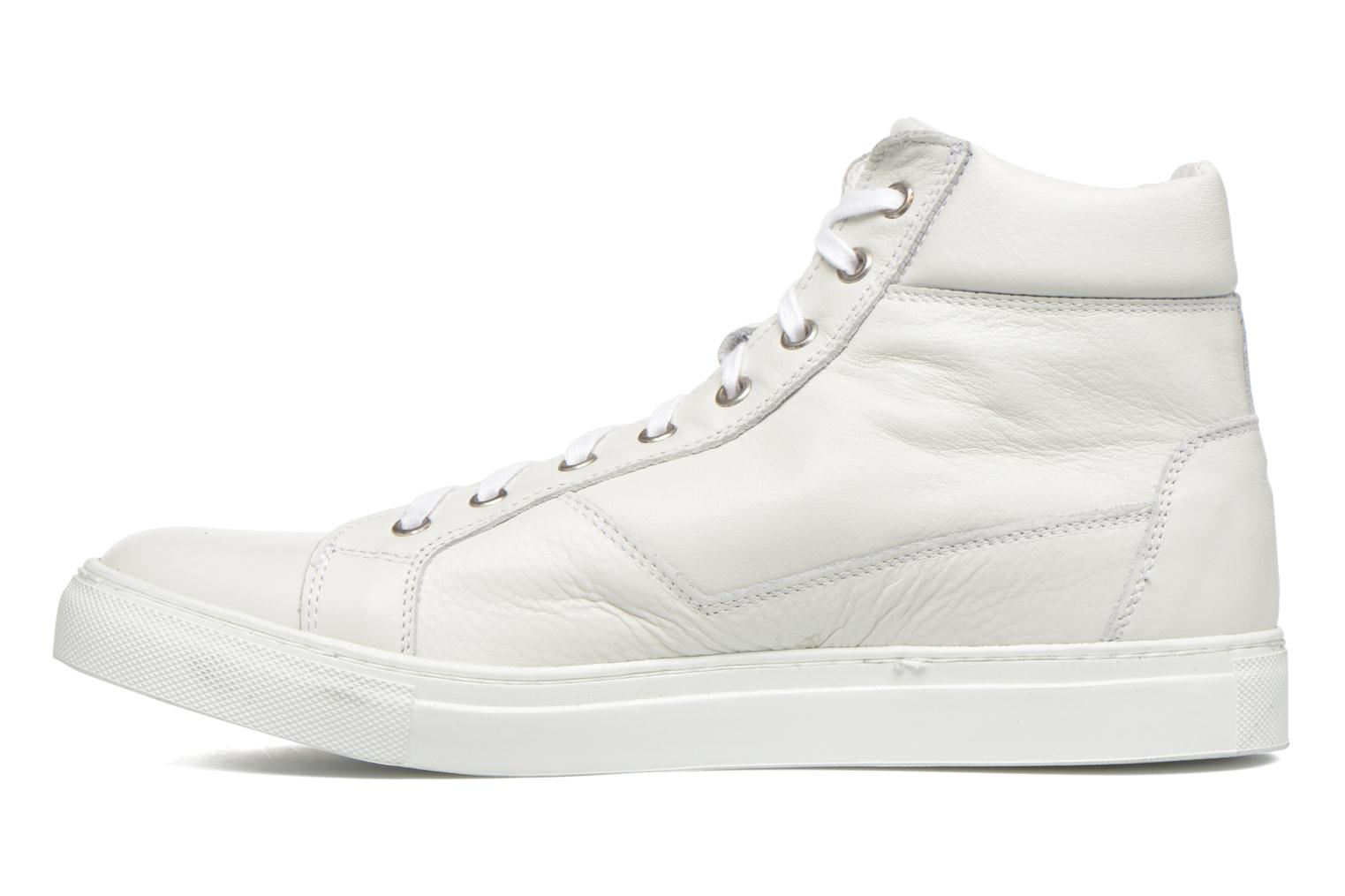 Trainers Redskins Nerino White front view