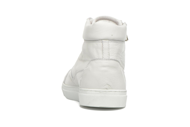 Sneakers Redskins Nerino Wit rechts