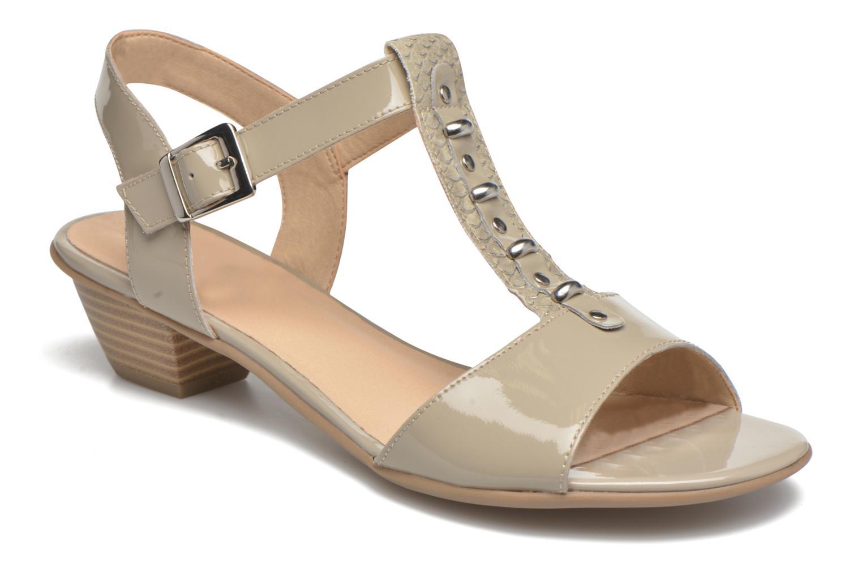 Grandes descuentos últimos zapatos Sweet Chapou (Beige) - Sandalias Descuento