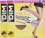 Medias y Calcetines Accesorios Collant Beauty Resiist transparant Pack de 2