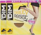Collant Beauty Resiist transparant Pack de 2