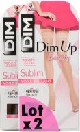 Sokken en panty's Accessoires Dim Up Beauty - Sublim Voile Brillant Pack de 2