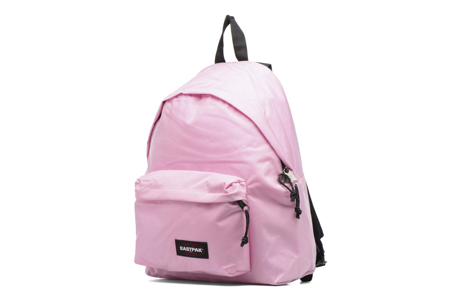 Rucksacks Eastpak PADDED PACK'R Sac à dos toile Pink model view