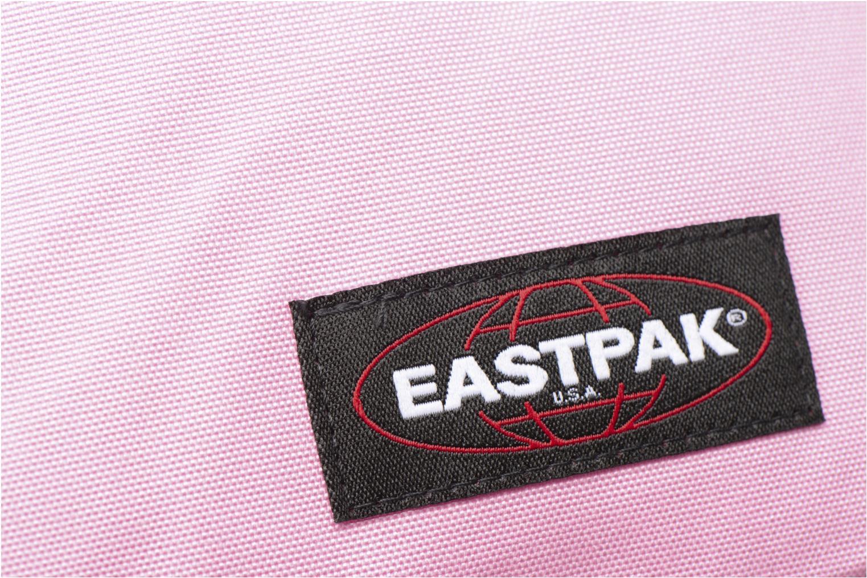 Rugzakken Eastpak PADDED PACK'R Sac à dos toile Roze links