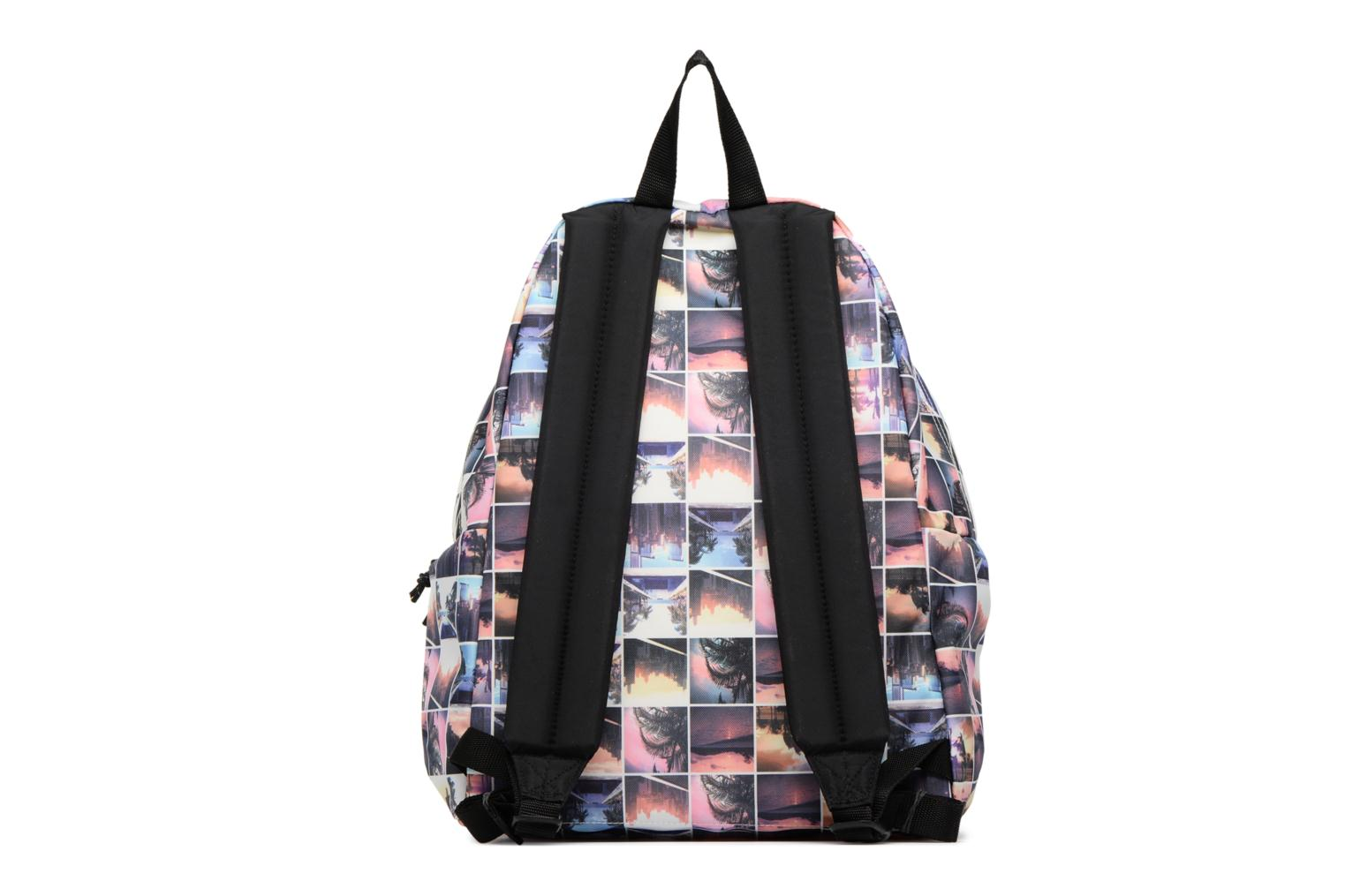 Rucksacks Eastpak PADDED PACK'R Sac à dos toile Multicolor front view