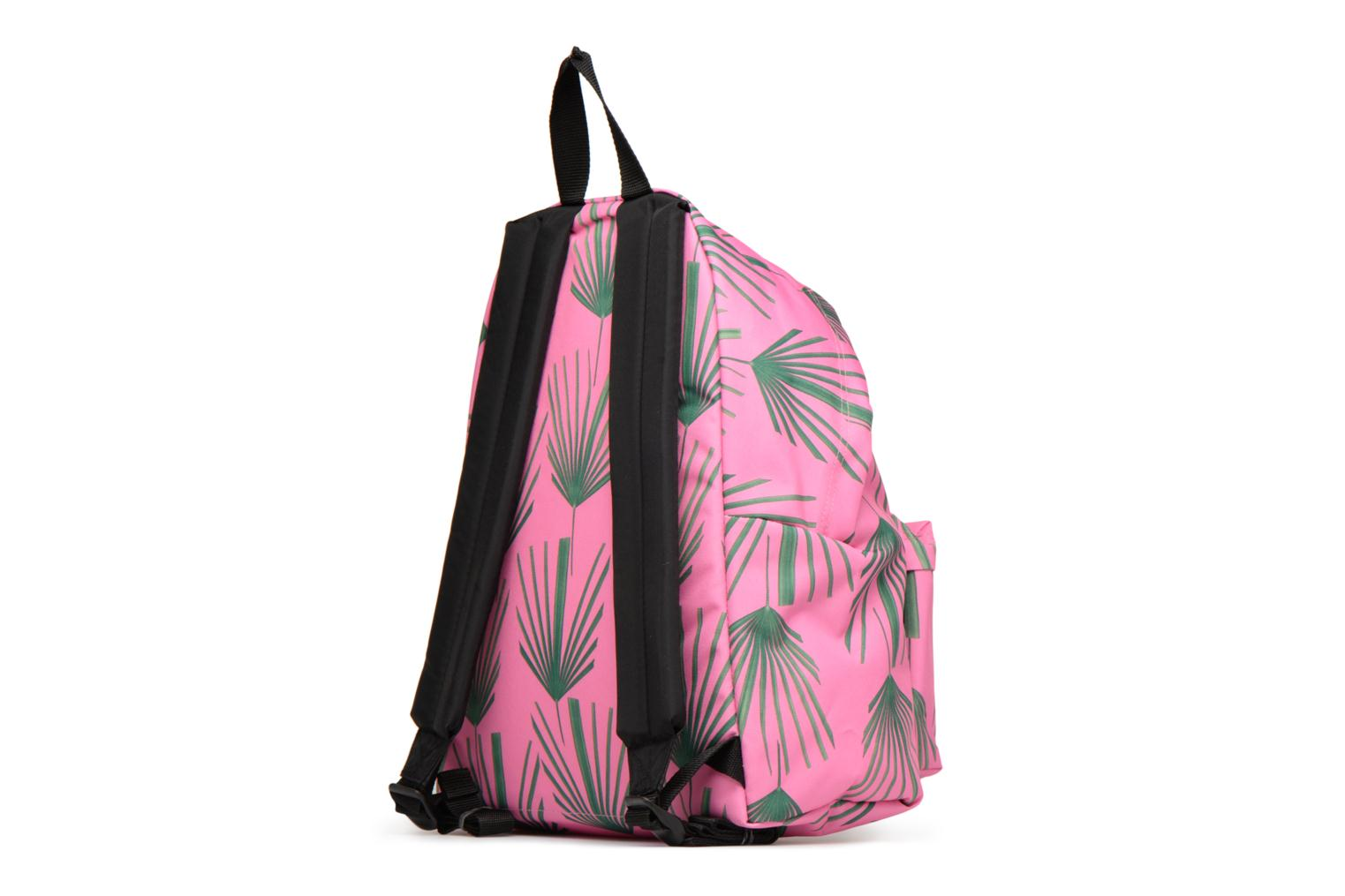 Rucksacks Eastpak PADDED PACK'R Sac à dos toile Pink view from the right