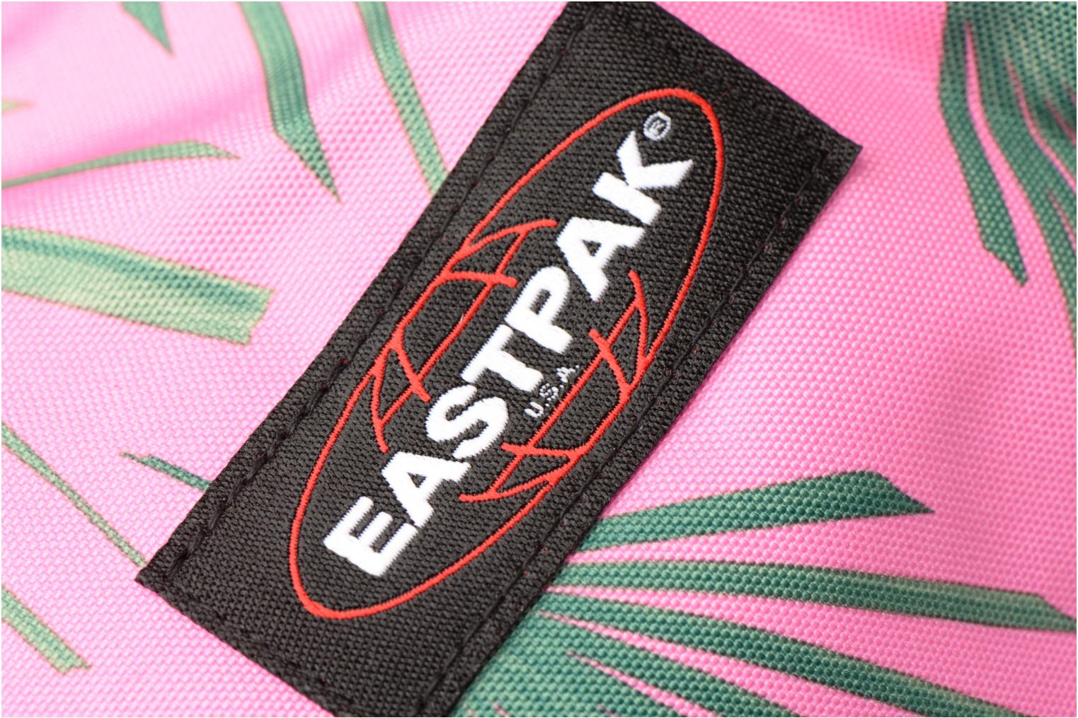 Zaini Eastpak PADDED PACK'R Sac à dos toile Rosa immagine sinistra
