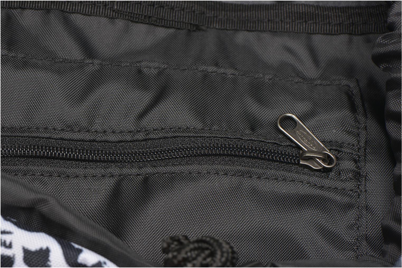 Rucksacks Eastpak KRYSTAL Sac à dos toile Black back view