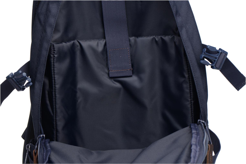 Sacs à dos Eastpak FLOID Sac à dos toile Bleu vue derrière