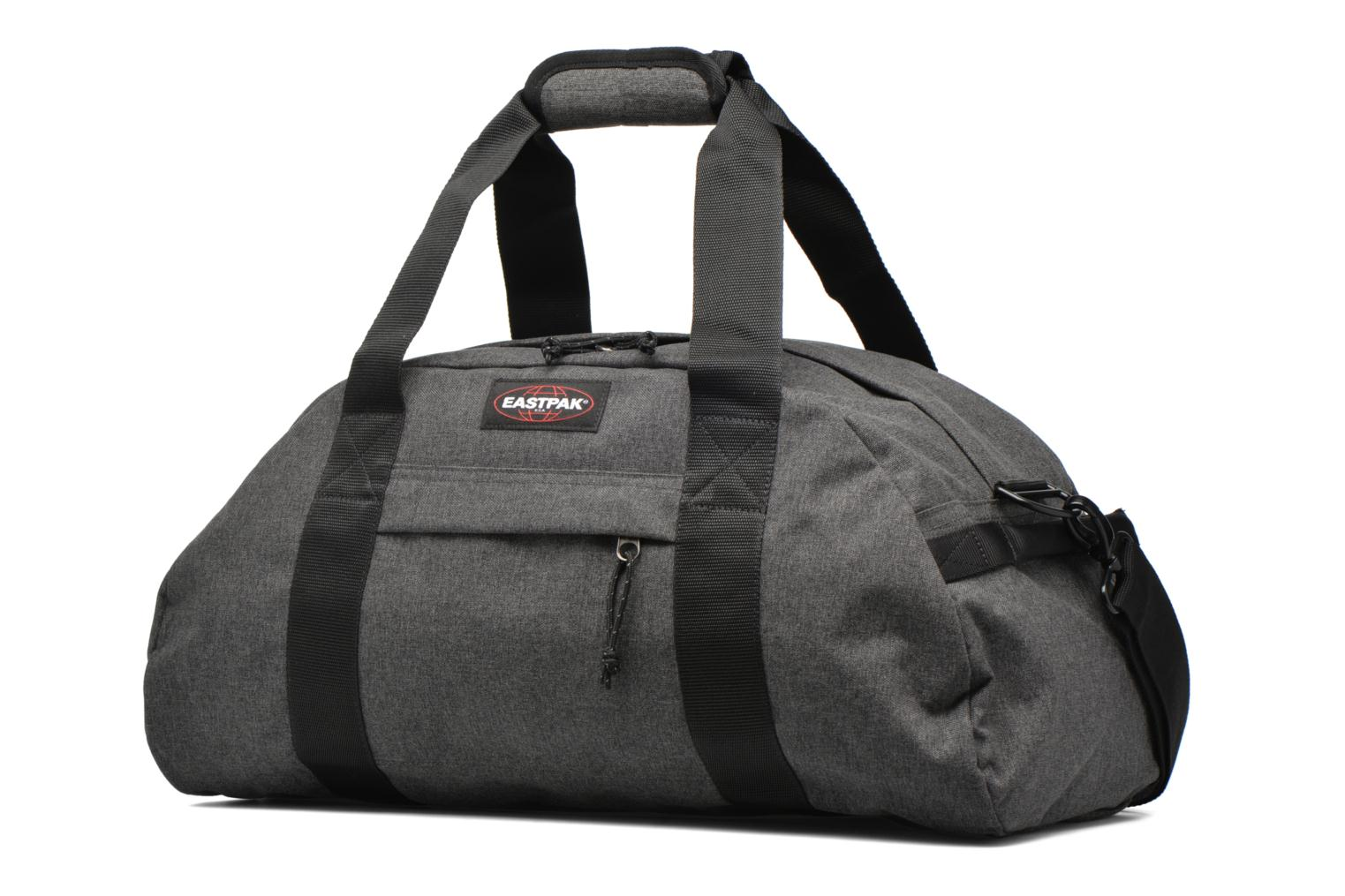 Bagages Eastpak STAND Weekender Noir vue portées chaussures