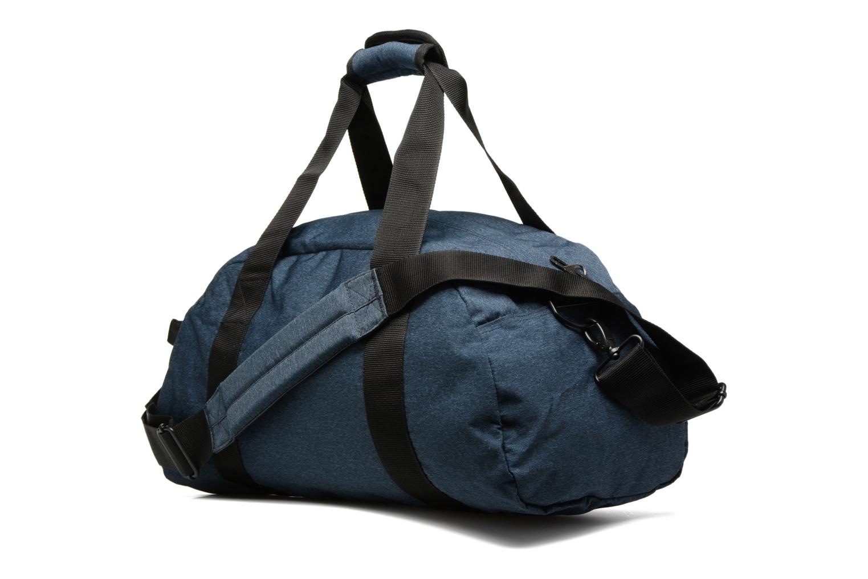 Bagages Eastpak STAND Weekender Bleu vue droite