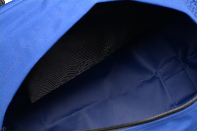 Bagages Eastpak STAND Weekender Bleu vue derrière
