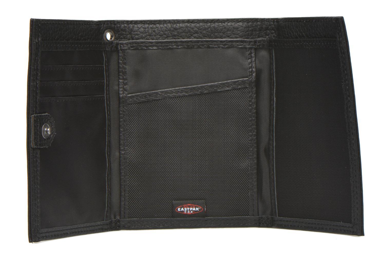 Portemonnaies & Clutches Eastpak CREW Portefeuille cuir schwarz ansicht von hinten