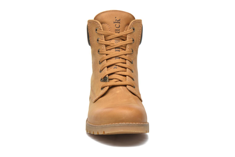 Bottines et boots Panama Jack Panama 03 Igloo M Marron vue portées chaussures