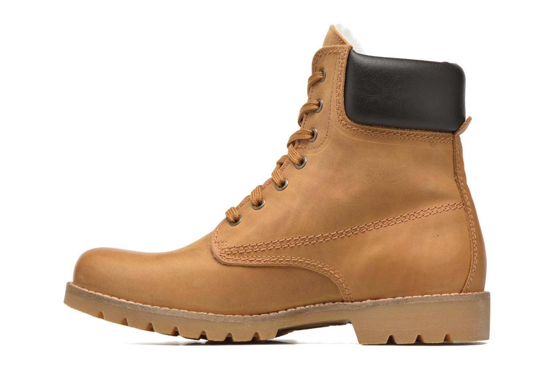 Bottines et boots Panama Jack Panama 03 Igloo M Marron vue face