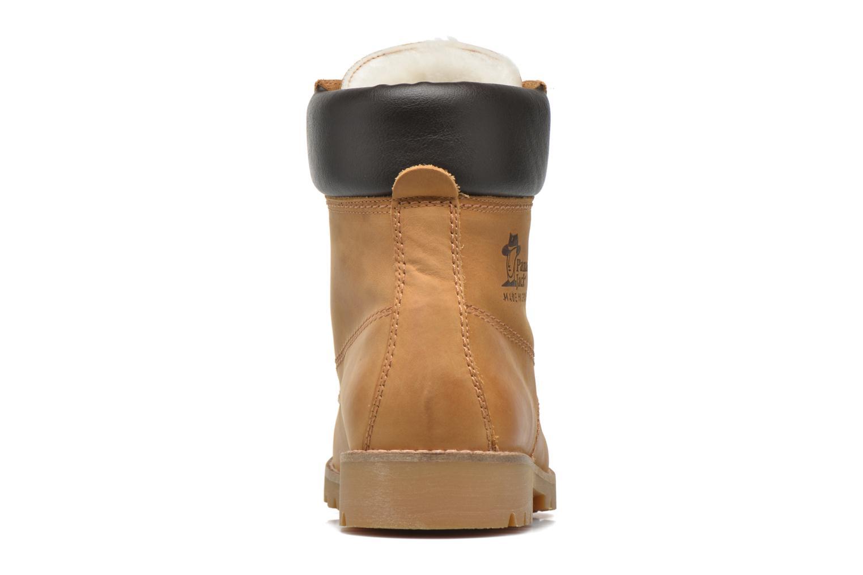 Bottines et boots Panama Jack Panama 03 Igloo M Marron vue droite
