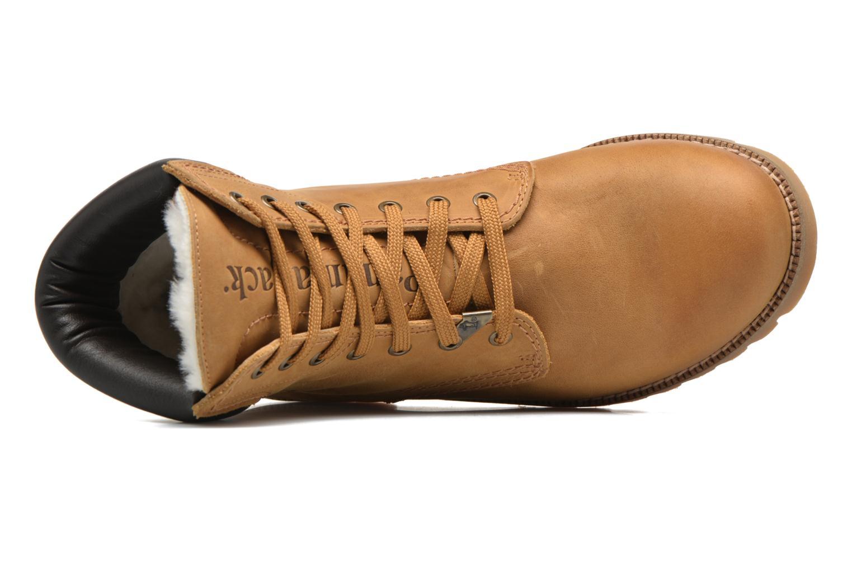Bottines et boots Panama Jack Panama 03 Igloo M Marron vue gauche