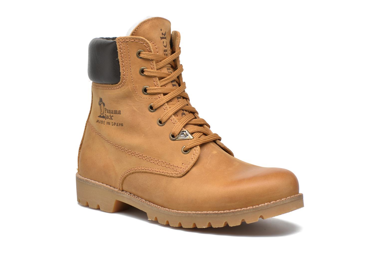 Bottines et boots Panama Jack Panama 03 Igloo M Marron vue détail/paire