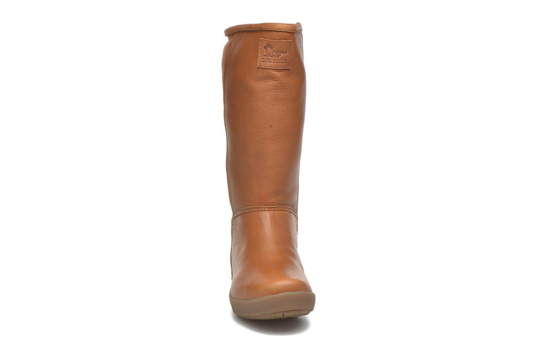 Bottines et boots Panama Jack Mirabel Marron vue portées chaussures