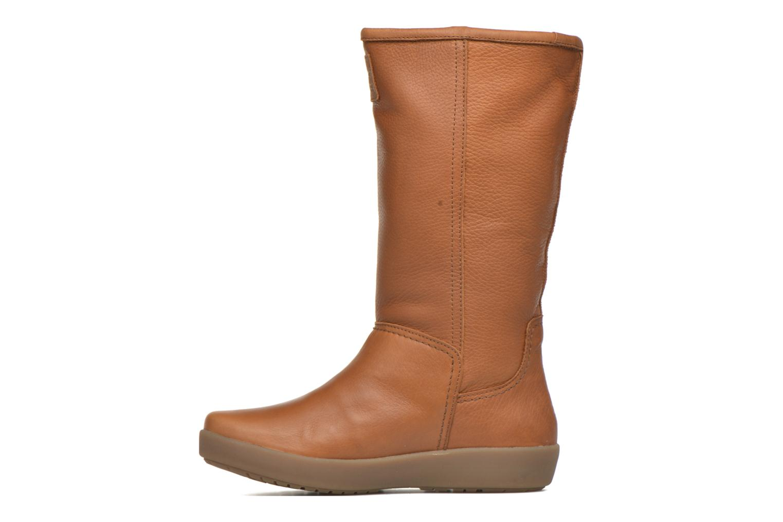 Bottines et boots Panama Jack Mirabel Marron vue face