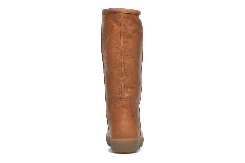Bottines et boots Panama Jack Mirabel Marron vue droite