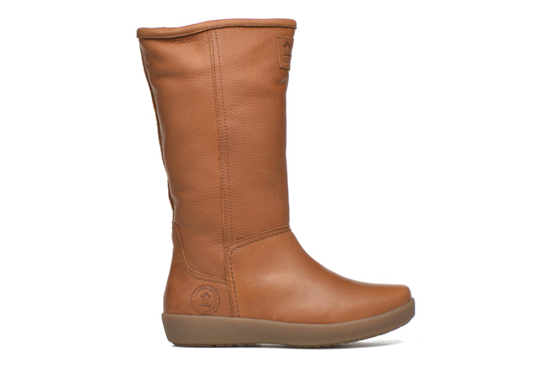 Bottines et boots Panama Jack Mirabel Marron vue derrière