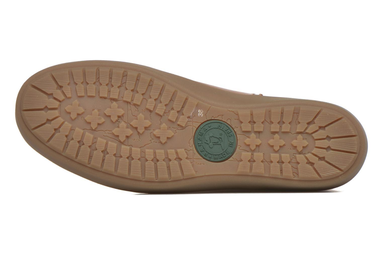 Bottines et boots Panama Jack Mirabel Marron vue haut
