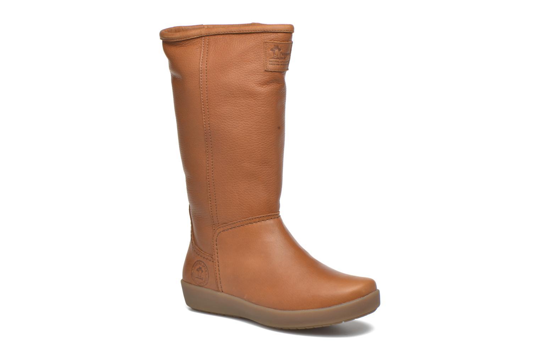 Bottines et boots Panama Jack Mirabel Marron vue détail/paire