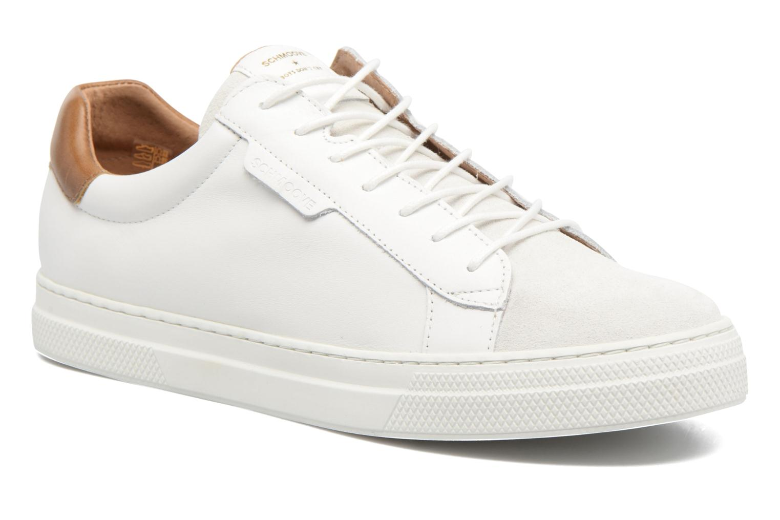 Spark Clay Nappa Suede Gelo White