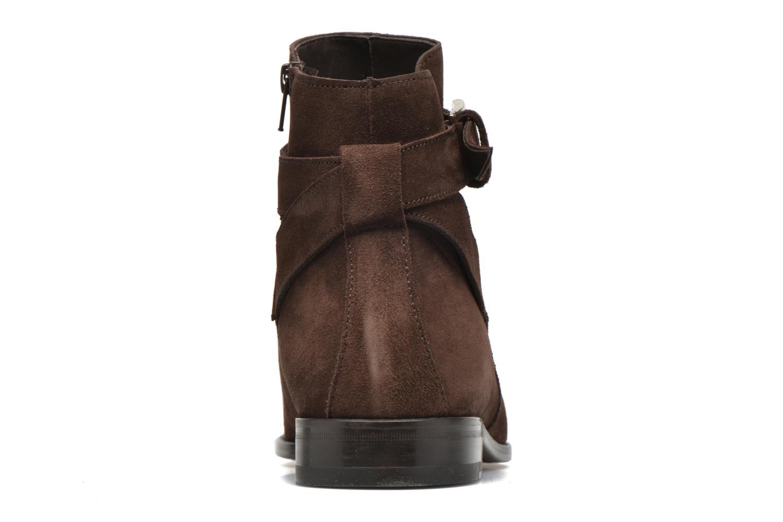 Bottines et boots Heyraud DOAN Marron vue droite