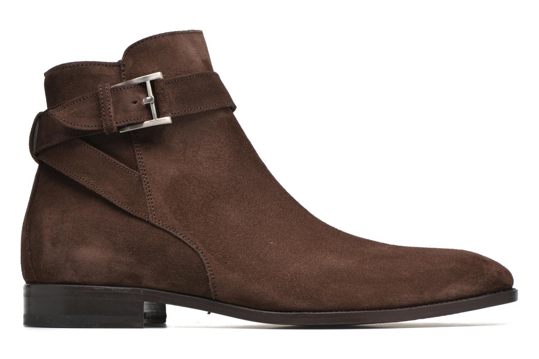 Bottines et boots Heyraud DOAN Marron vue derrière