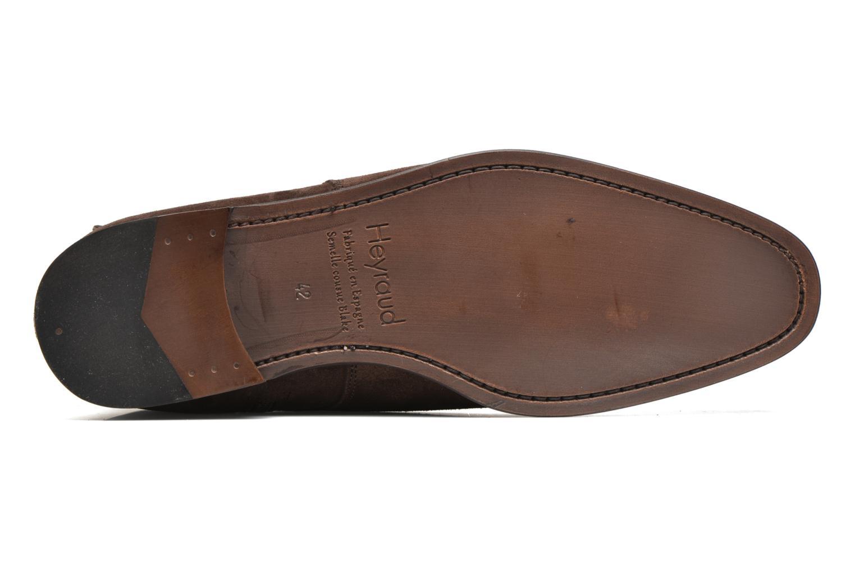 Bottines et boots Heyraud DOAN Marron vue haut