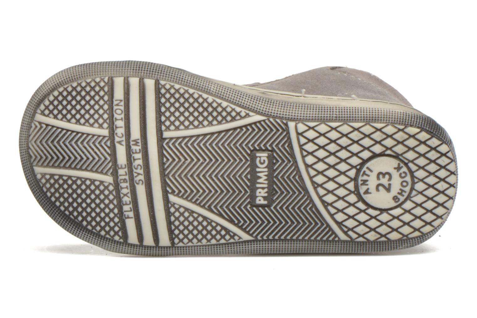 Velcro shoes Primigi Niky Grey view from above