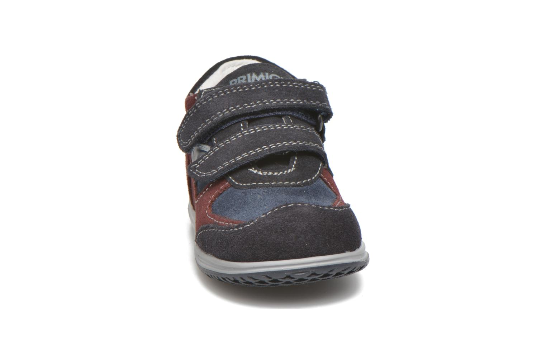 Zapatos con velcro Primigi Ghigo 7 Azul vista del modelo