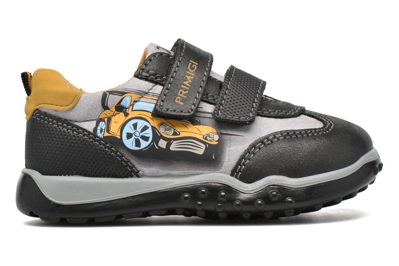 Sneakers Primigi Car Zwart achterkant