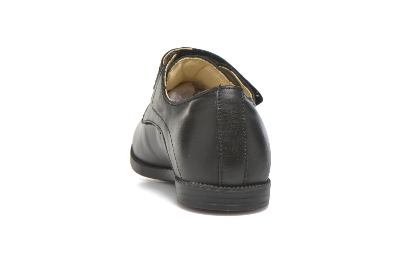 Chaussures à scratch Primigi Todd 1-E Noir vue droite