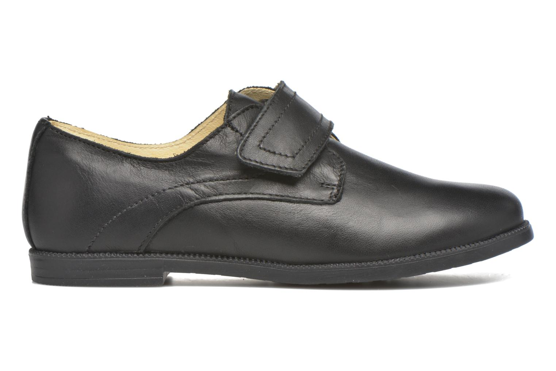 Velcro shoes Primigi Todd 1-E Black back view