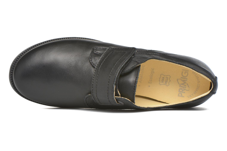 Velcro shoes Primigi Todd 1-E Black view from the left