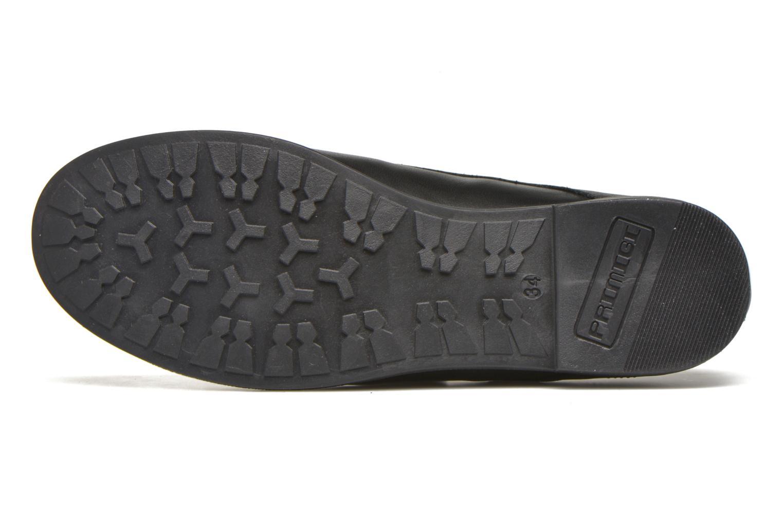 Velcro shoes Primigi Todd 1-E Black view from above