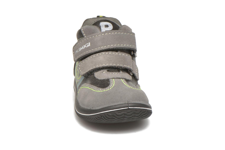 Chaussures à scratch Primigi Alfredo Gris vue portées chaussures
