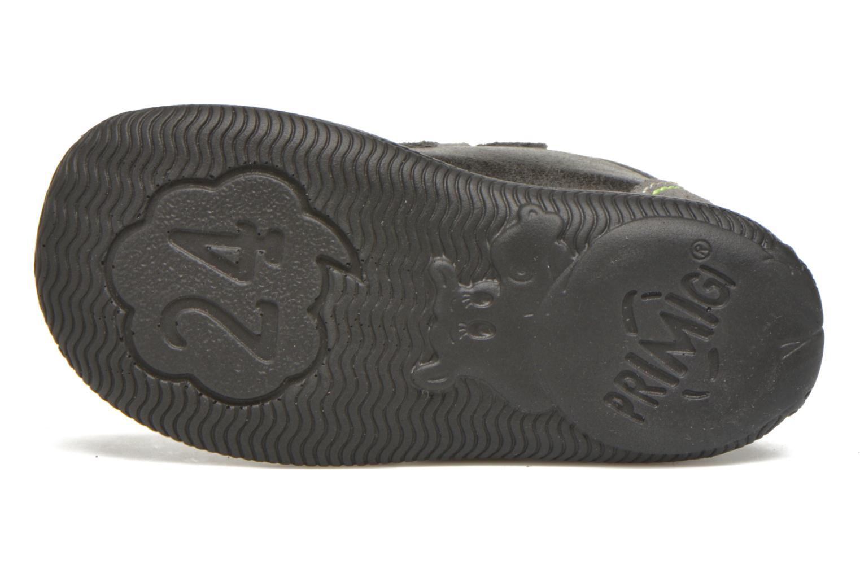 Chaussures à scratch Primigi Alfredo Gris vue haut