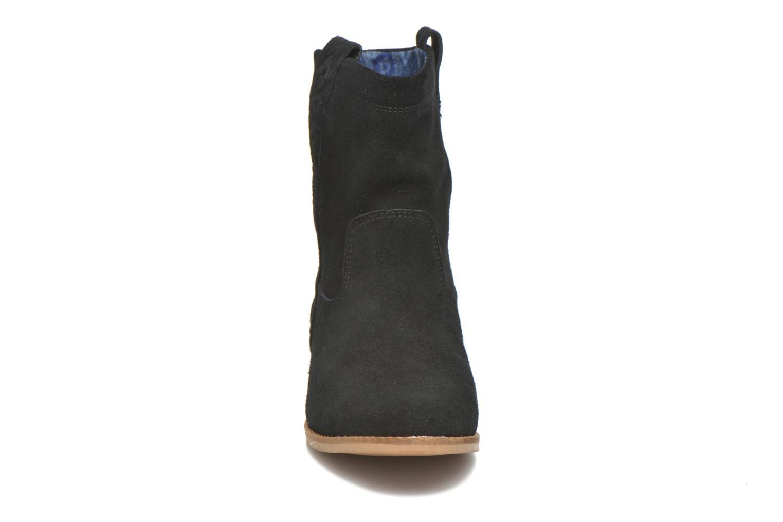 Bottines et boots TOMS Laurel pull-on boot Noir vue portées chaussures